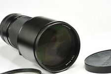 Lens Carl Zeiss  300mm F4 T* TELE-TESSAR Contax / Yashica mount NEEDS SERVICE