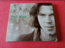 NICK DRAKE Pink Moon CD ALBUM Island Records SUPERB CONDITION
