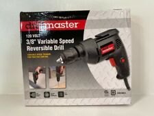 NEW Drill Master 60614 Corded Electric 3/8