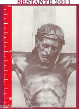 813 SANTINO HOLY CARD GESù CRISTO CROCIFISSO PREZIOSISSIMO SANGUE
