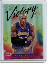 2017-18 PANINI ASCENSION KOBE BRYANT THRILL OF VICTORY #TOV16 LAKERS