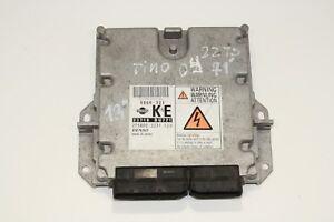 2004 NISSAN ALMERA TINO 2.2 Engine Control Unit 23710 BU721 / 275800-3231