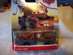 Disney Pixar Cars - MATER - 2021 new release - Metal Collection