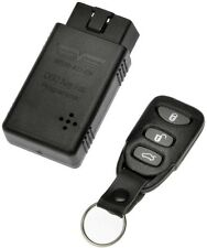 Keyless Entry Remote Key Fob Black Dorman 99104