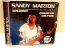 SANDY MARTON  -  THE BEST  -  EXOTIC AND EROTIC  -  CD 2000 NUOVO E SIGILLATO