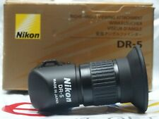 Original Nikon Right Angle Viewing Attachment DR 5.. New Old stock.