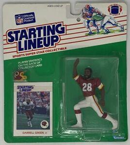 Starting Lineup Darrell Green 1988 action figure