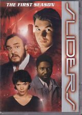 SLIDERS - The First Season (DVD 2009 2-Disc Set) (M)