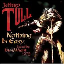 Jethro Tull - Nothing is Easy Isle of Wight 1970 CD NEU OVP