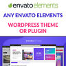 WordPress Theme / WP Plugin / Images / Graphics / Logo / Video - Envato Elements
