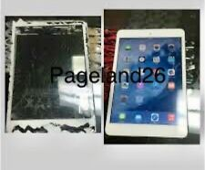 iPad Mini 1 2 3 Touch Glass Screen Replacement Repair  Mail In Service