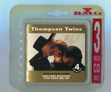 Thompson Twins 3-INCH-cd-single DOCTOR DOCTOR 1989 UK-4-track ORIGINAL A+B SIDES