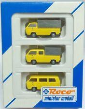 VW Modellautos, - LKWs & -Busse als Werbemodell im Maßstab 1:87