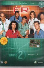 DVD=ER MEDICI IN PRIMA LINEA=ANNO 2=EPISODI 1-8