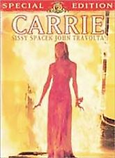 Carrie (Dvd, 2001, 25th Anniversary Special Edition) New Special Sleeve