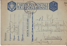 POSTA MILITARE N° 2 SPEDITO DA 23° OSPEDALE DA CAMPO 1941 1-171