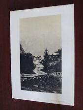 STAMPA RIPRODUCENTE FOTO DEL 1860  (N° 2)