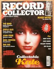 RECORD COLLECTOR DEC 2005 #317 KATE BUSH ROGER WATERS STATUS QUO IAN GILLAN BAND