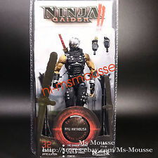 Neca Ninja Gaiden 2 - Ryu Hayabusa 7 inch Action Figure Collector Toy New