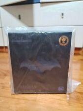 Mezco One:12 Collective NYCC Exclusive Sovereign Knight Batman vs Black Mask...