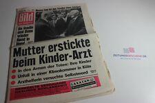 Bild am Sonntag 13.06.1965 Juni BAMS 56. 57. 58. 59.  Geburtstag Jubiläum
