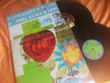 RED, 2LP, SPANISH EDIT U2 ( BONO) ERASURE, ANJIE LENNOX, TOMA WAITS, ETC