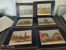 More details for set of 6 london scenes pimpernel place mats 12