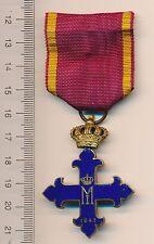 ROMANIA Order MEDAL Romanian MIHAI VITEAZUL Knight CROSS Officer WW 2 II WAR