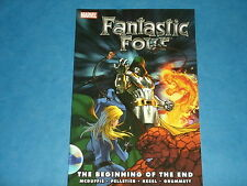 Marvel Graphic Novel: FANTASTIC FOUR  'THE BEGINNING OF THE END' Dr Doom, Thing