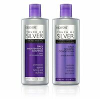 Touch Of Silver Shampoo 200 Ml and Conditioner 200Ml