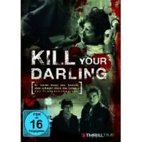 KILL YOUR DARLING DVD THRILLER NEU