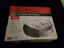 RCA Portable CD Player RCD331-WH