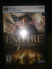 Empire: Total War (PC, 2009) pc game