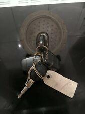 Land Rover Freelander locking fuel cap