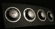 Mercedes SLK 171 R171 FL 280 200 350 AMG bordo alu frame rings f climatic switch