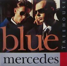 "Mercedes (7"" Vinilo Azul P/s) treehouses-MCA-Bona 4-UK-Ex -/EX"