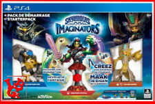 STARTER PACK Skylanders IMAGINATORS PS4 jeu video sous Blister # NEUF #