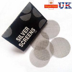 20mm Steel Tobacco Pipe Screen Gauze - Metal Smoking Screens Mesh Filter Rolling