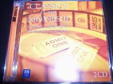 Classics At The Movies II Various 2 CD ABC Classics – Like New