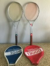(2) Wilson Metal Tennis Racquets T3000, TX-3000 (Excellent Condition)