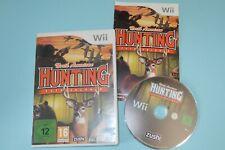 Hunting Nintendo Wii