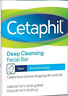 Cetaphil Deep Cleansing Face and Body Bar for Acne Prone Skin, 3 Count