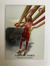 2004 Topps Pristine LEBRON JAMES #23 2nd Year Rookie 🔥Amazing Condition