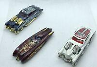 Hot Wheels Hot Rod Bundle - Die Cast Cars - Evil Twin 2000 - Wild Thing 2002