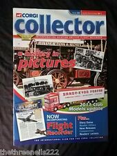 CORGI COLLECTOR #223 - A HISTORY IN PICTURES - SEPT 2011