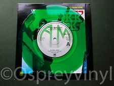 "Police Stewart Copeland Klark Kent Away From Home Green vinyl NM/M UK 7"" single"