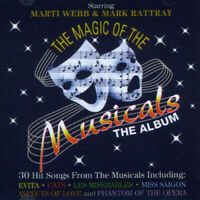 Various Artists : Magic of the Musical CD (2003) Expertly Refurbished Product