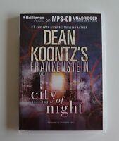 Frankenstein: City of Night - bu Dean Koontz - MP3CD - Audiobook