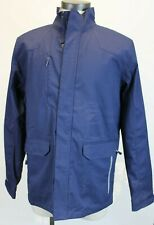 Under Armour Ua Storm Mens Full Zip Polyester Jacket Sz Large Loose Blue