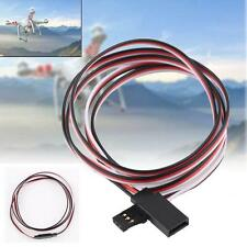 New 1m RC Servo Extension Cord Lead Wire Cable for RC Helicopter Car Plane GH